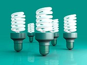 Energy Saver Light Bulbs