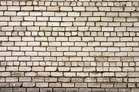 texture of wall from a white brick