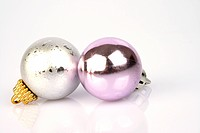Christma Baubles,close_up