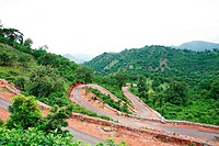 Overview of Ghat road