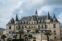Arcachon, Aquitaine, France / Boulevard Veyrier Montagneres