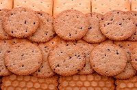 Crackling cookies