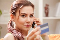credit card phone shopping