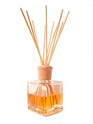 Incense Oil Jar with wooden Sticks