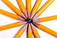 yellow pencils