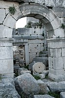Roman theater in Xanthos