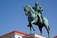 Maximilian Kurfürst von Bayern Statue in München, Bayern