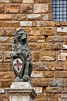 Sculpture of lion