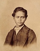 Ali, Alfred Russel Wallace´s Malay Boy. The British naturalist Alfred Wallace 1823_1913 organised expeditions to the Amazon and Malaysia and was the f...