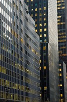 Office Buildings, Midtown Manhattan, New York City