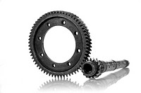 Image transmission gear, isolated on a white background