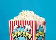 Basket of Popcorn