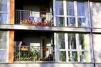 balkone der neuzeit