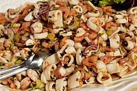 Seafood Salad Antipasto