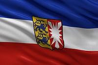 Schleswig-Holstein state service flag, Schleswig-Holstein