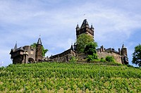 Reichsburg in Cochem, Germany