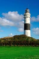 Leuchtturm Kampen auf Sylt