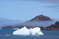 Greenland coast