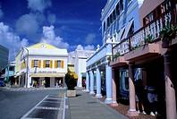 Front Street, Hamilton, Bermuda