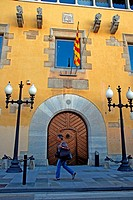 City Hall, Sant Feliu de Guixols, Catalonia, Spain