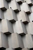 Cube abstract wall