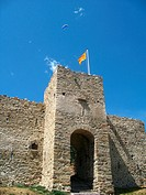 Fortification, Les Angles, Languedoc-Roussillon, Eastern Pyrenees, France