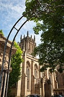 Leeds Parish Church Leeds West Yorkshire UK