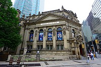 Hockey Hall of Fame Toronto Ontario Canada