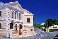 Duke of York Street, St, George, Bermuda
