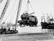 locomotiva per l´egitto, 1924