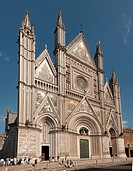Italy, Umbria, Orvieto