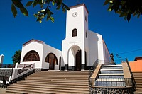Santo Domingo Church in Tenerife