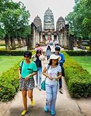 Wat Si Sawai  Sukhothai Historical Park  Thailand