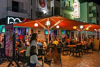 Albufeira, Algarve, Portugal