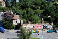 Dilapidation of Prague´s famous old colony Budanka, placed in quarter Kosire, Smichov Pictured on August 18, 2011 CTK Photo/Martin Sterba