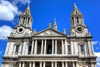 St  Paul´s Cathedral, London, UK