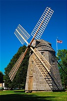 Water Mill Windmill