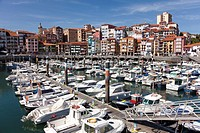 Port of Bermeo, Bizkaia, Basque Country, Spain