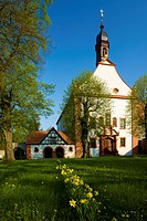 St. Anthony Church, Worbis, Eichsfeld District, Thuringia, Germany
