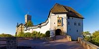 Wartburg, Eisenach, Thuringia, Germany