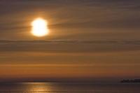 Stimmungsvoller Tagesbeginn an der Ostsee