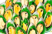 shellfish buffet