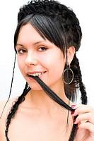 complicated braids