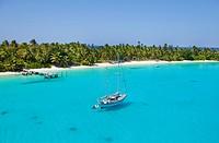 Cocos Keeling atoll