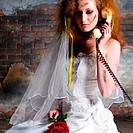 trash the dress woman