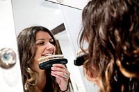 Teeth whitening involves applying a whitening paste using a special mouthpiece, then exposing the teeth to a LED lamp which sets off the whitening pro...