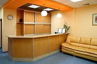 reception room interior