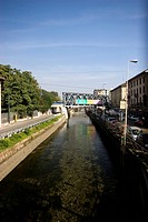 Naviglio Grande, Milan, Lombardy, Italy, Western Europe