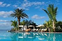 Roca Nivaria Hotel, Costa Adeje, Tenerife, Canary Islands, Spain