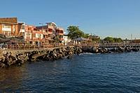 Harbour, Puerto Baquerizo Moreno, San Cristobal Island, Galapagos Islands, Ecuador